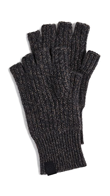Rag & Bone Ace Cashmere Mitts