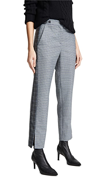 Rag & Bone Meki Stripe Wool Pants