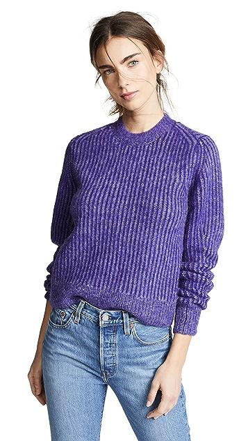 Rag & Bone Jonie Crew Neck Pullover