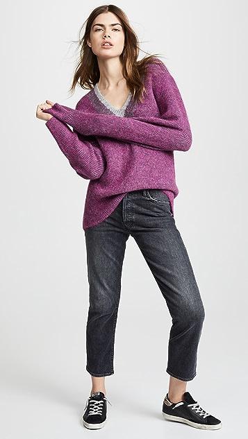 Rag & Bone Пуловер с V-образным вырезом Jonie