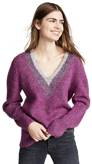 Rag & Bone Jonie V Neck Pullover