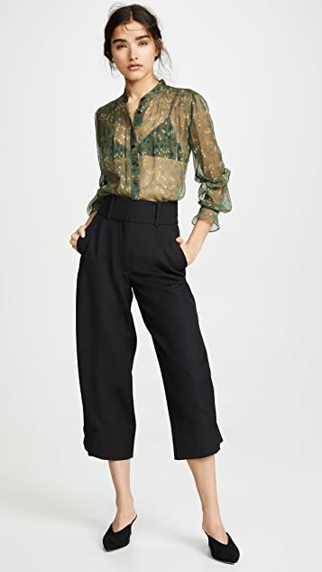 Rag & Bone Susan Blouse