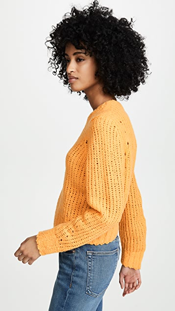 Rag & Bone Arizona Crew Neck Sweater