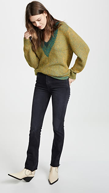 Rag & Bone Jonie V Neck Sweater