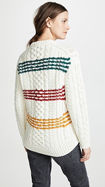 Rag & Bone Mindy Crew Sweater