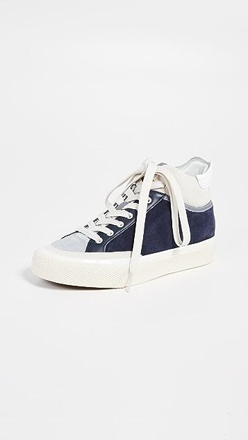 Rag & Bone Rb Army High Sneakers