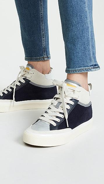 Rag & Bone Army High Sneakers