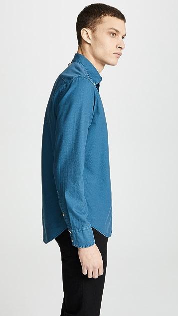 Rag & Bone Fit 2 Tomlin Oxford Shirt