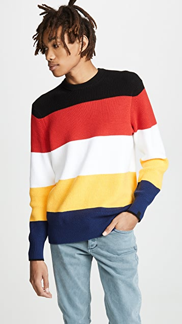 Rag & Bone Kirke Crew Neck Sweater