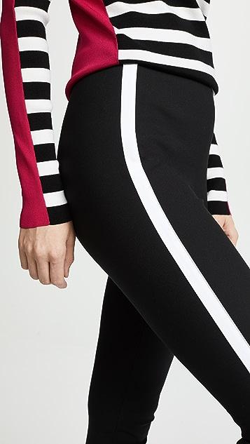 Rag & Bone Simone Pants With Stripe