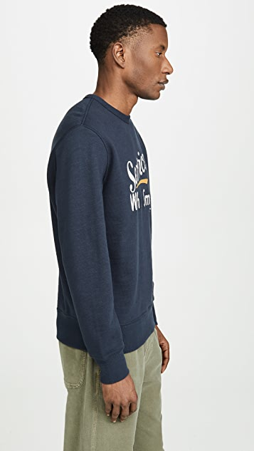 Rag & Bone Good Service Sweatshirt
