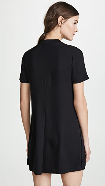 Rag & Bone Платье-футболка Aiden