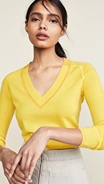 Pamela V Neck Sweater