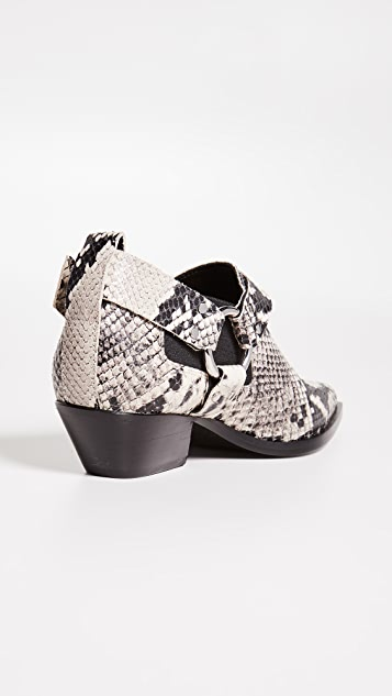 Rag & Bone Сапоги Westin Harness Shootie