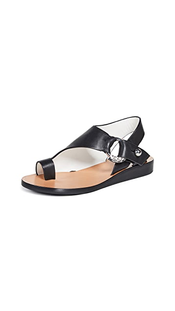 Rag & Bone Arc Flat Sandals