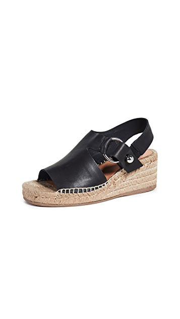 Rag & Bone Arc Espadrille Sandals