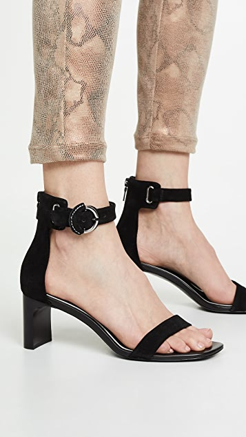 Rag & Bone Ellis Mid Heel Sandals