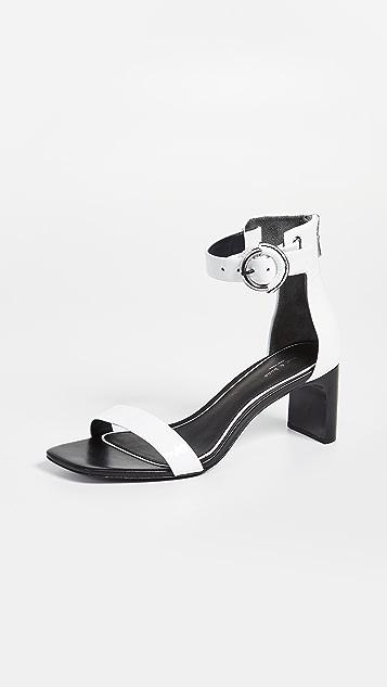 Rag & Bone Ellis Mid Heel Sandals
