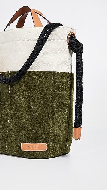 Rag & Bone Walker Sling Rope Bag