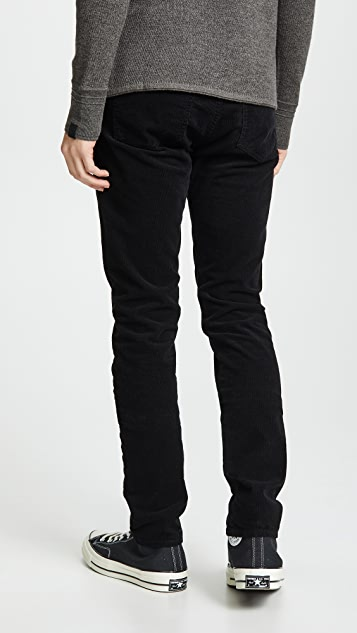Rag & Bone Fit 2 Five-Pocket Corduroy Pants