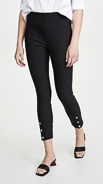 Simone Snap Front Pants