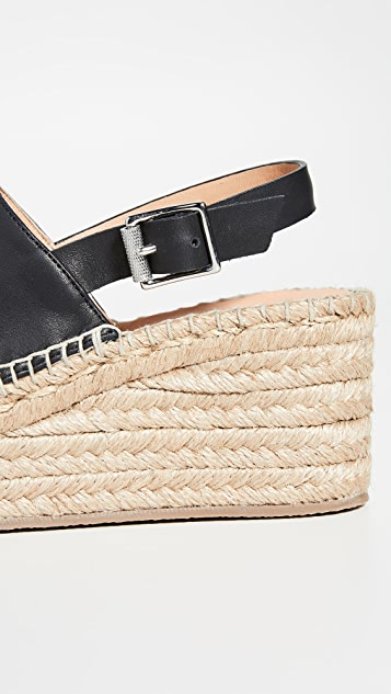 Rag & Bone Edie Wedge Espadrilles