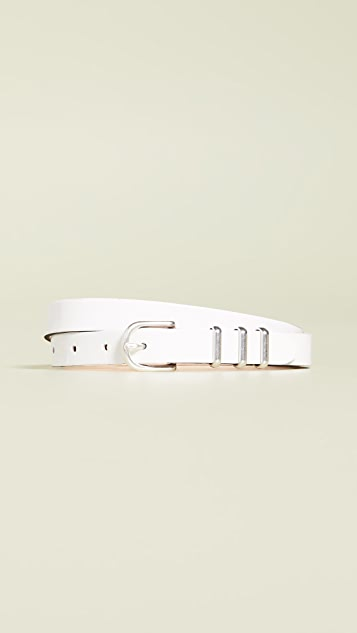 Rag & Bone Jet Belt