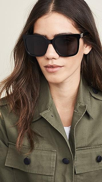 Rag & Bone Классические солнцезащитные очки