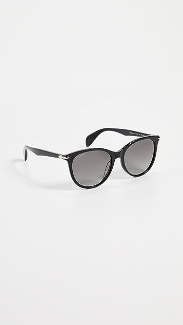 d19588634f Round Acetate Sunglasses
