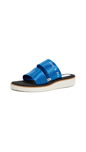 Rag & Bone Mila Slides