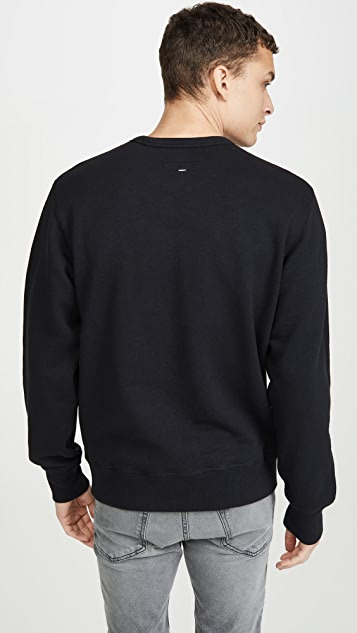 Rag & Bone Long Sleeve Eagle Sweatshirt