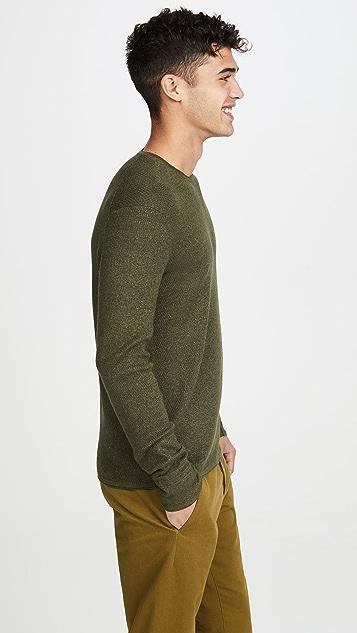 Rag & Bone David Crew Neck Sweater