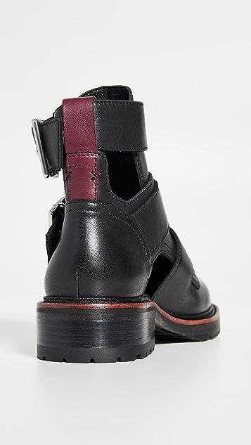 Rag & Bone Cannon Buckle II Boot