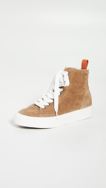 Rag & Bone Rb High Top Sneakers