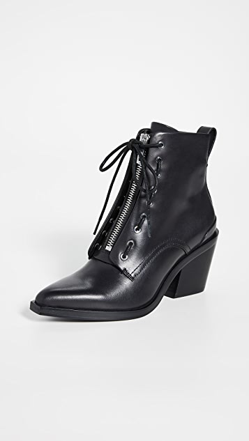 Rag & Bone Ryder Lace Up Boots