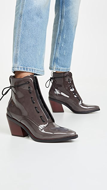 Rag & Bone Ботинки на шнуровке Ryder
