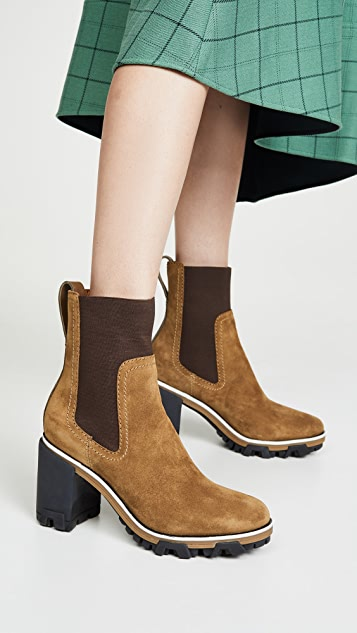 Rag & Bone Boots Shiloh High Booties