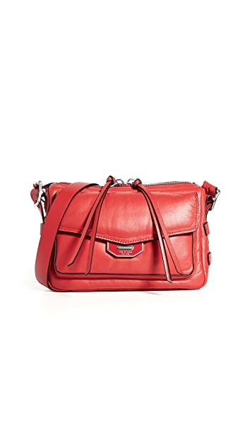Rag & Bone Маленькая объемная сумка-портфель Field
