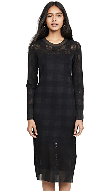 Rag & Bone Charlotte Alpaca Dress