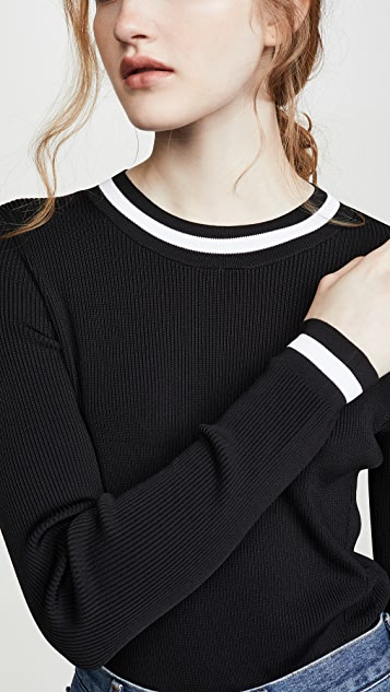Rag & Bone Priya Crew Sweater