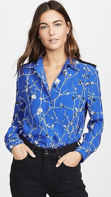 Rag & Bone Therese 女式衬衫