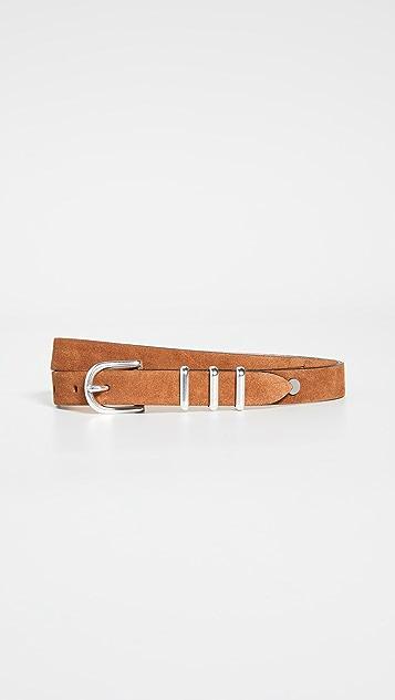 Rag & Bone Jet Belt