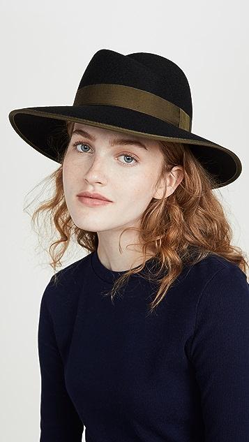 Rag & Bone Шляпа-федора Zoe