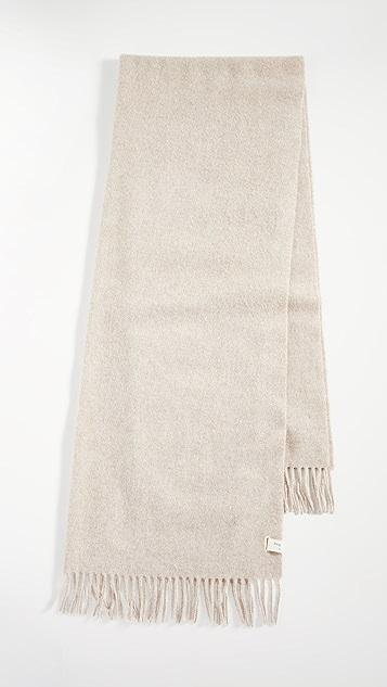 Rag & Bone Classic Wool Scarf
