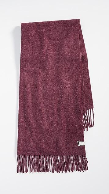 Rag & Bone Классический шерстяной шарф