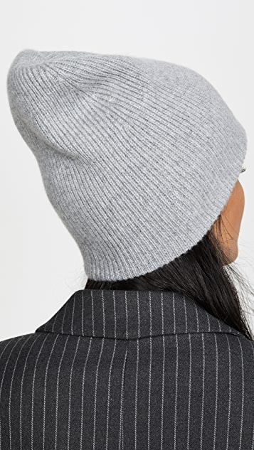 Rag & Bone Ace 开司米羊绒针织帽