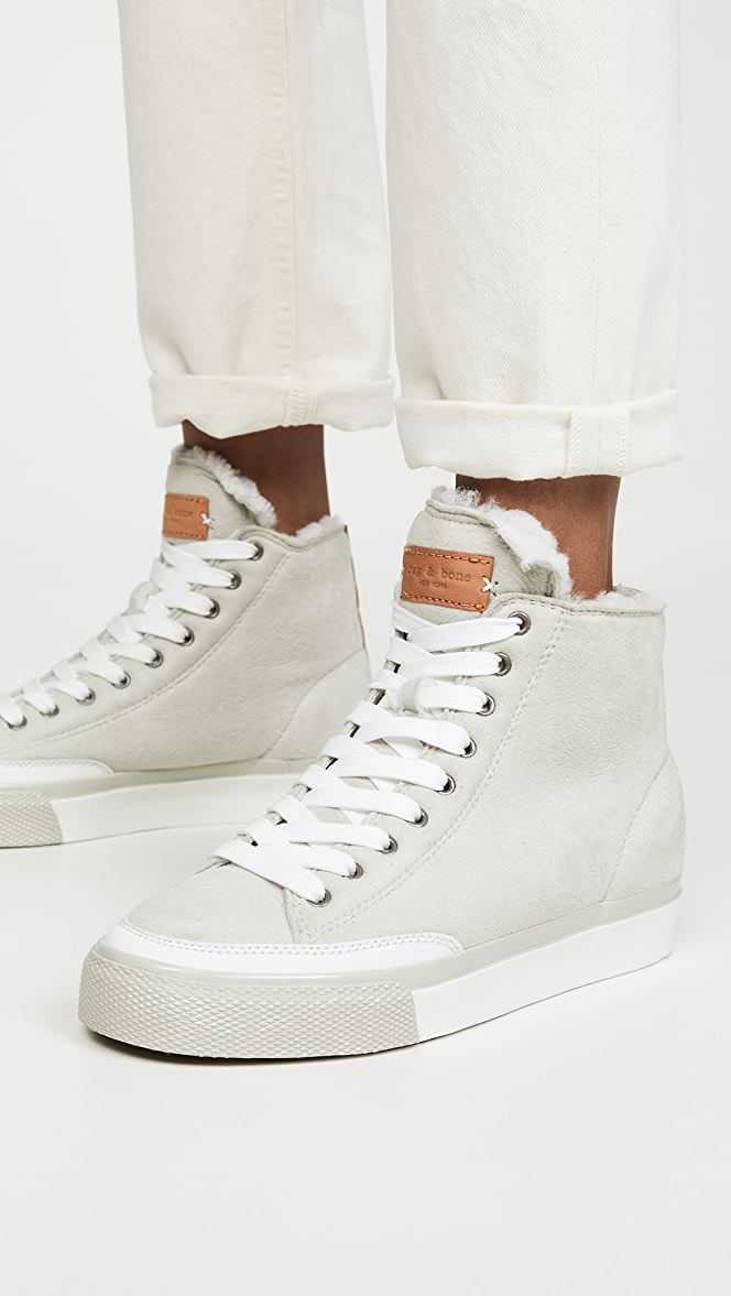 Rag \u0026 Bone Rb High Top Sneakers