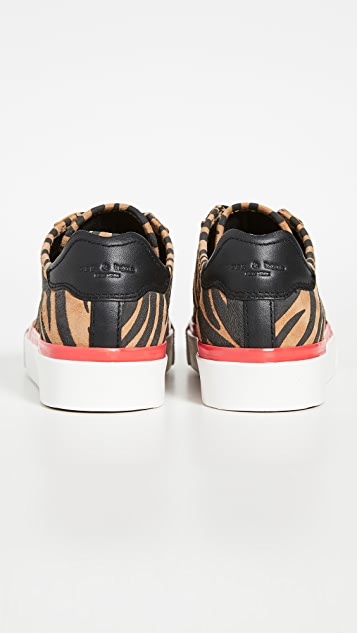 Rag & Bone Rb 军旅风低帮运动鞋