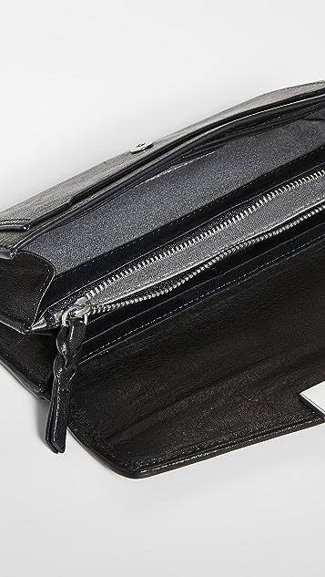 Rag & Bone Field Continental Wallet