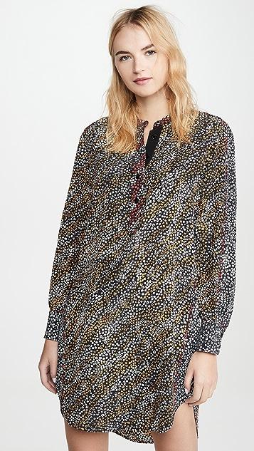 Rag & Bone Платье-рубашка Colette